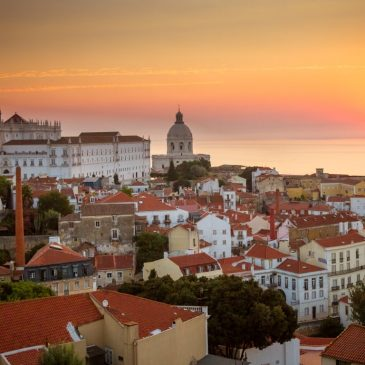 Het goede leven op z'n Portugees: Lissabon, here we come!