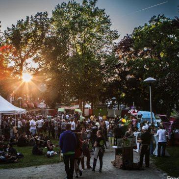 Cultuurmuur: Eenfestivalomlekkeroptepeuzelen: FoodtruckFestival