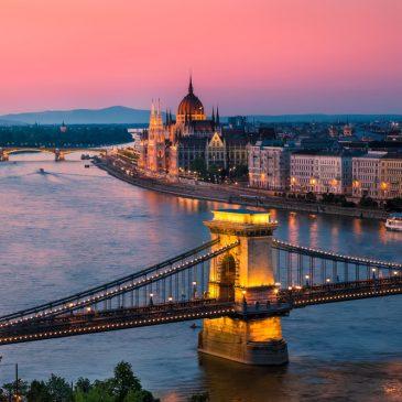 Schrijf je in voor de buitenlandse reis naar Boedapest!