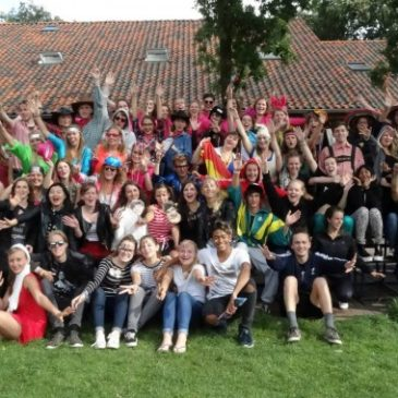 Werving mentoren en VK's TCS 2016-2017