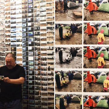 Cultuurmuur: AliLas en Ai Wei Wei