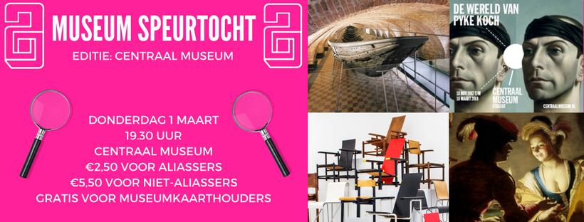 Banner Museum Speurtocht