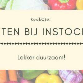 KookCie: eten bij Instock eten