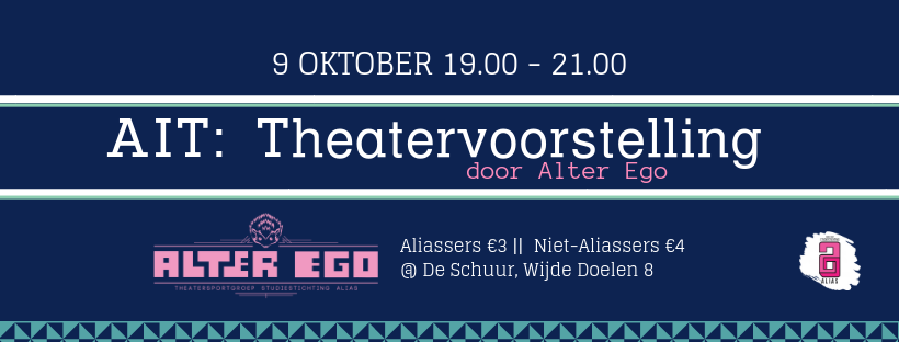 FB Banner Alter Ego Theatervoorstelling