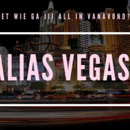 AIT-feest: Alias Vegas