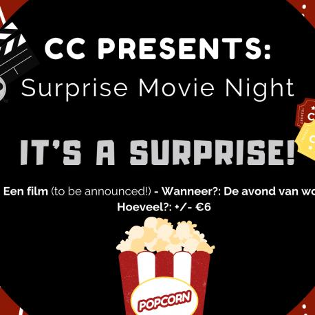 It's a surprise! (2)