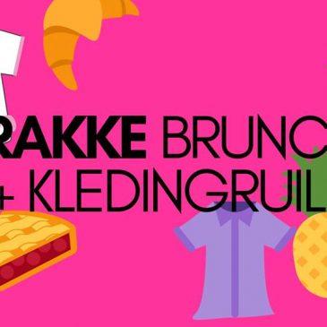 Brakke Brunch + Kledingruil