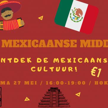 CC: Mexicaanse Middag