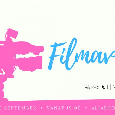 Banner Filmavond